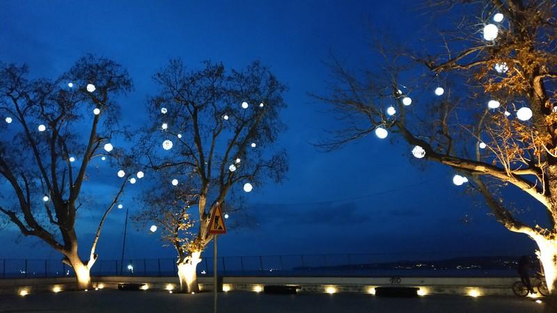 Praznične lučke v Kopru