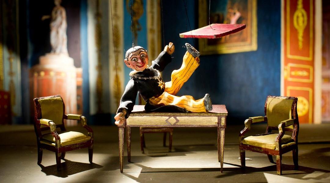 DEJAVNOST: Ogled Lutkovnega muzeja – Društvo mladih muzealcev