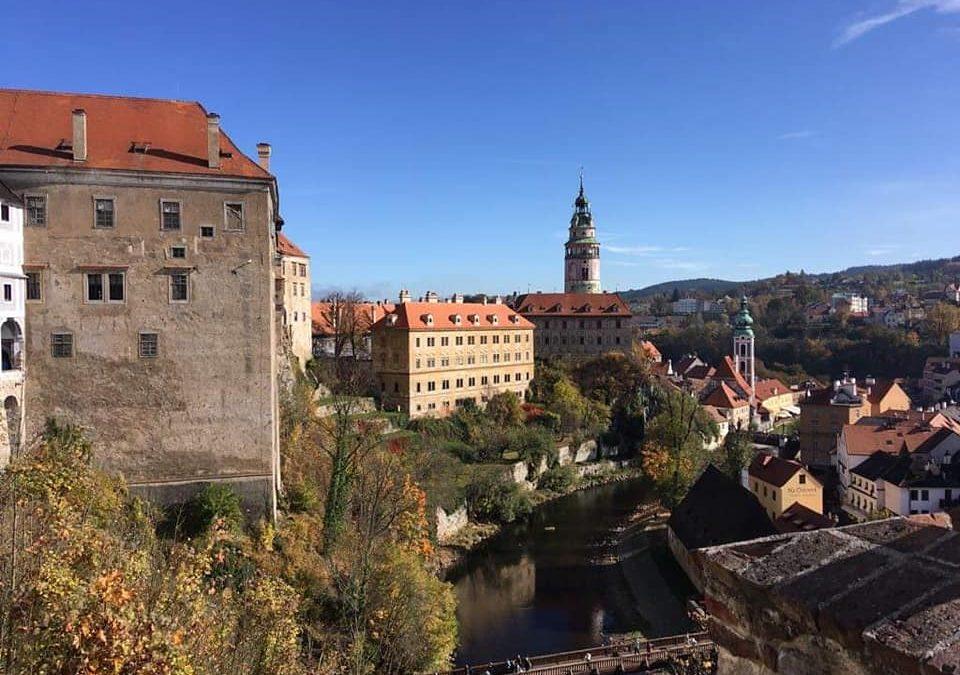 Obiskali smo zlato Prago
